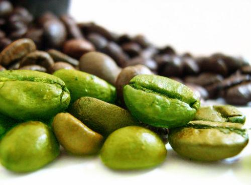 Черный и зеленый кофе, в чем отличие?