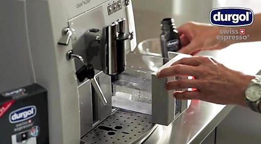 Профессиональная декальцинизация кофемашин
