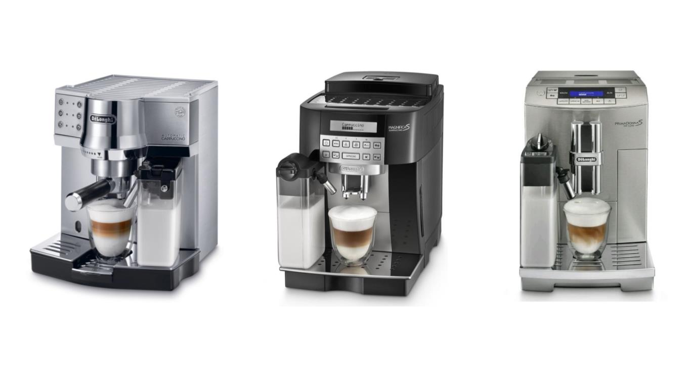Чем отличается кофеварка от кофемашины и что лучше