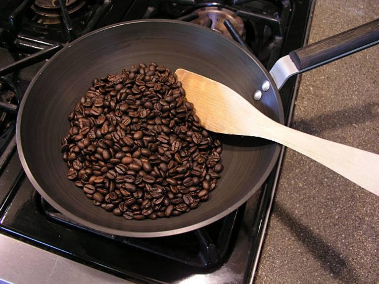 Домашняя обжарка кофе