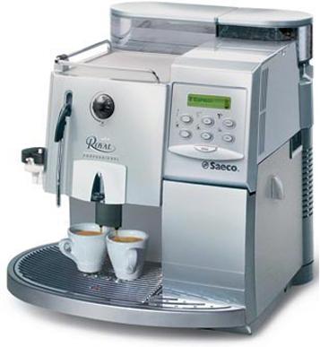 Обзор кофеварки Saeco Royal