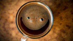 Эффективность кофе на работе
