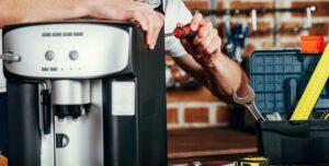 Работа Сервисного центра в режиме выезд и доставка - coffee-service